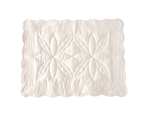 Bonne mere baby changing mat in powder pink colour