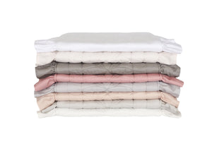 Bonne Mere dolls blanket powder pink
