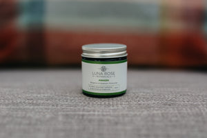 Awaken Facial Moisturiser with Organic Geranium, Bergamot and Lupine Peptides