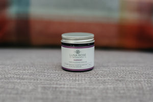 Harmony Facial Moisturiser with Organic Cedarwood, Lavender and Geranium Essential Oils 50ml