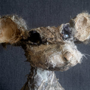 Mary Motley - rat sculpture - SOLD