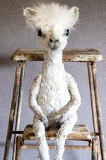 Peggy Packa - Alpaca Sculpture - SOLD