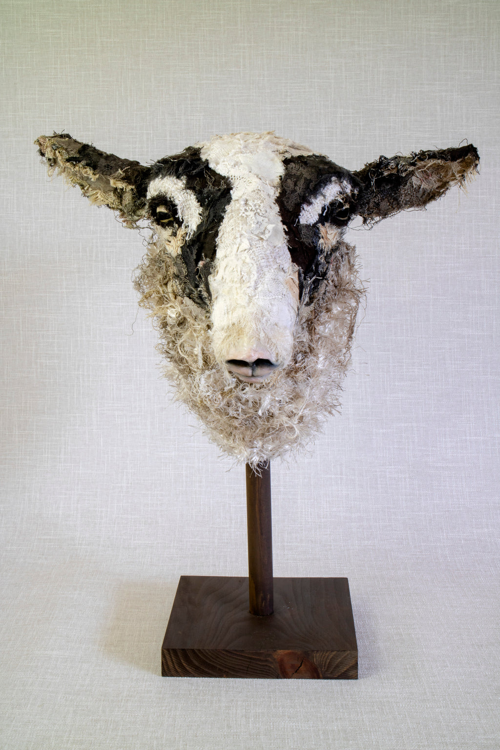 Walter Dorper-Cross  Sheep Sculpture