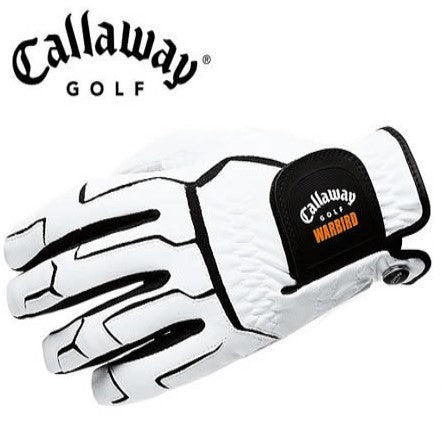Callaway Golf Glove Warbird Left LH 2 Pack Cadet Large