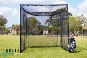 Golf Practice Cage 3m Inc.Steel Frame