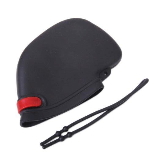 Mis printed Black Golf Club Caps Iron Irons Head Protect Covers Rubber Sleeve Wedgex