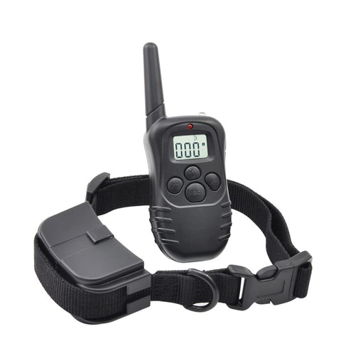 Best Dog Training Shock Collar - Dog Bark Collar with Remote