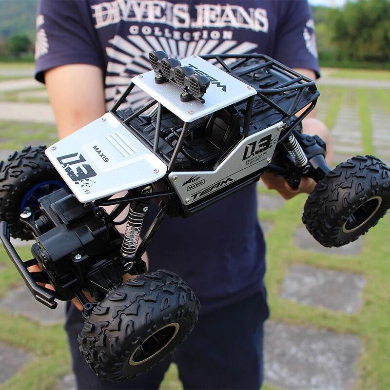 4WD High Speed Dual Motor RC Car - 4X4 Off Road Rock Crawler - RC Cars