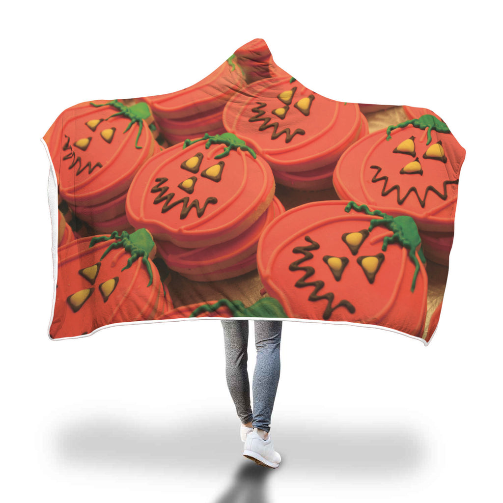 Halloween 4.0 Special Custom Hooded Blanket - Hooded Blanket