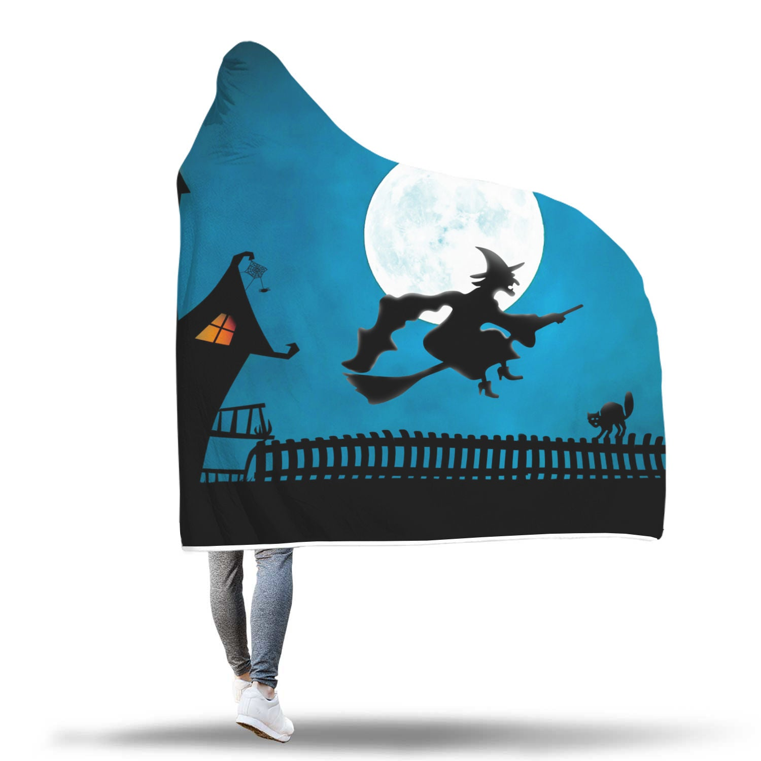 Halloween 6.0 Special Custom Hooded Blanket - Hooded Blanket