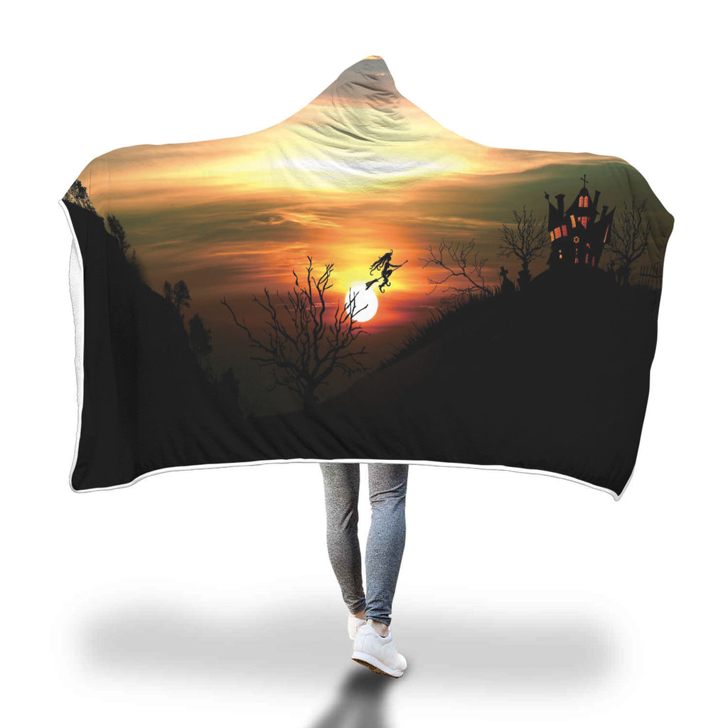 Halloween 11.0 Special Custom Hooded Blanket - Hooded Blanket