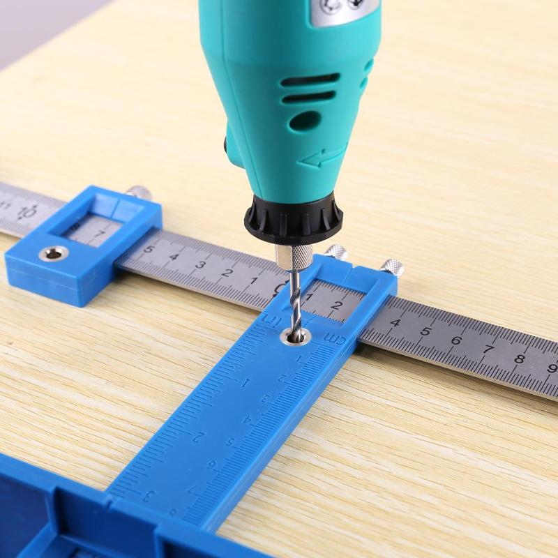 Detachable Drill Guide Punch Hole Locator