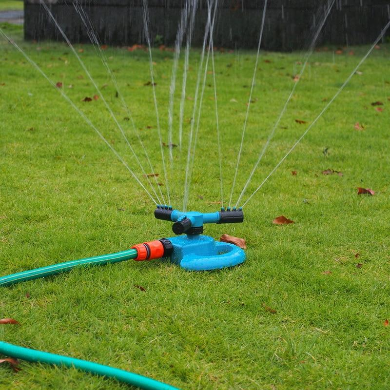 AquaLawn - Automatic 360º Rotating Garden Sprinkler Lawn Watering Irrigation Tool - Garden Sprinklers