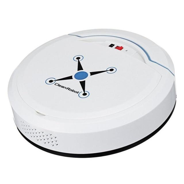 Automatic Sweeping Smart Cleaner iRobot - Best Robot Vacuum Cleaner - White - Vacuum Cleaners