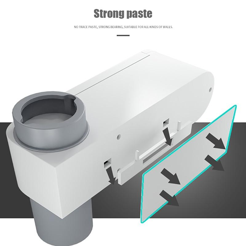 Automatic Toothpaste Squeezer Dispenser With Intelligent Sterilizer UV Light Ultraviolet Toothbrush holder