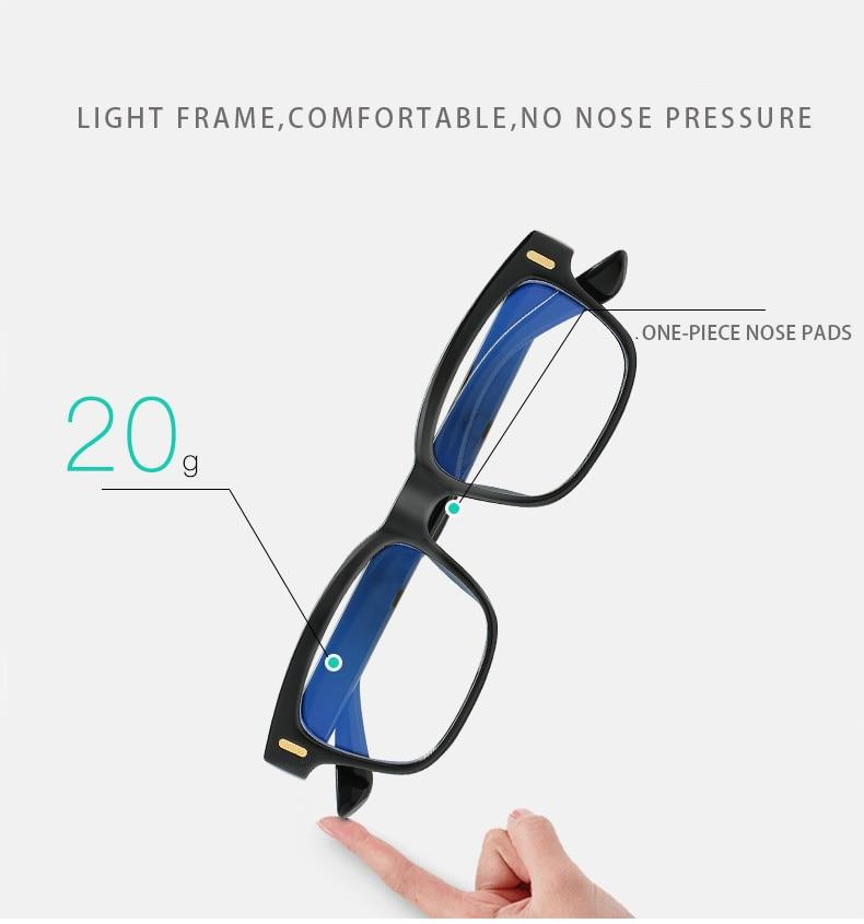 Blue Light Filter Gaming Glasses Anti Blue Ray UV 400 Computer Glasses