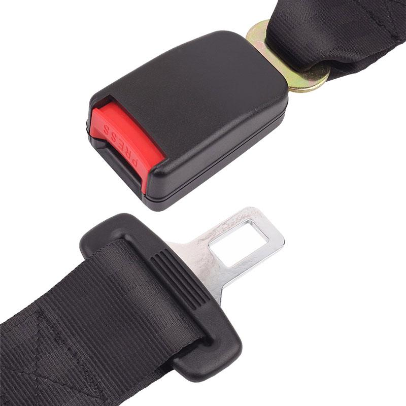 BucklePlus - Universal Car Safety Seat Belt Buckle Extension - Seat Belts & Padding