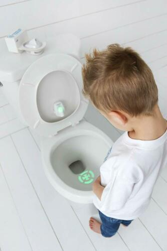 Childrens Toilet Target Training Light