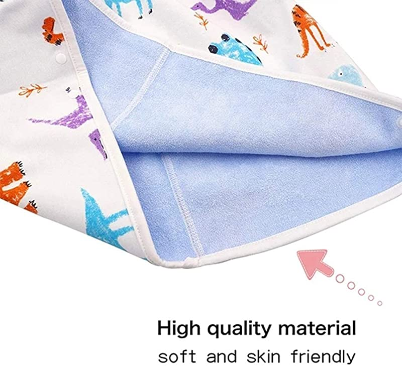 Comfy Children's Adult Waterproof Absorbent Diaper Skirt Shorts For Baby Boys Girls