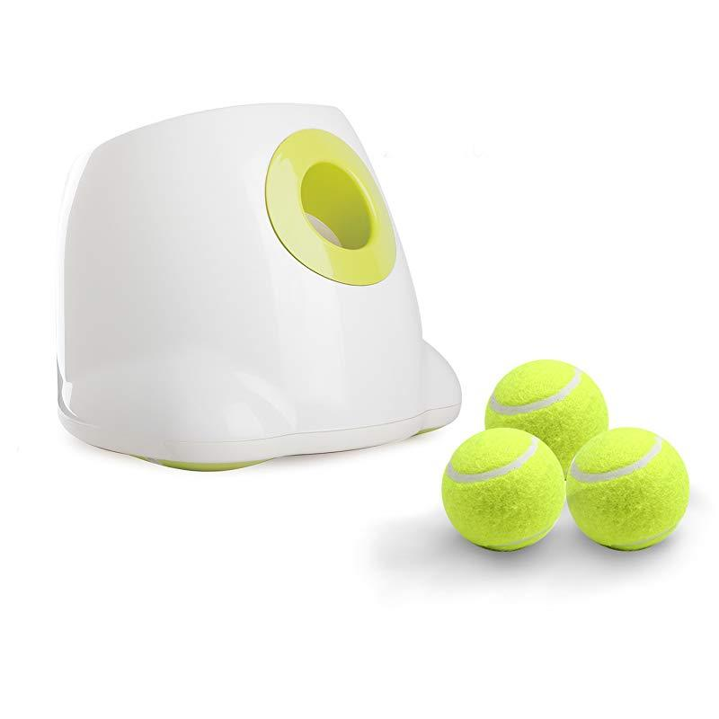 Dog Automatic Ball Throwing Machine - Dog Ball Launcher - Dog Toys