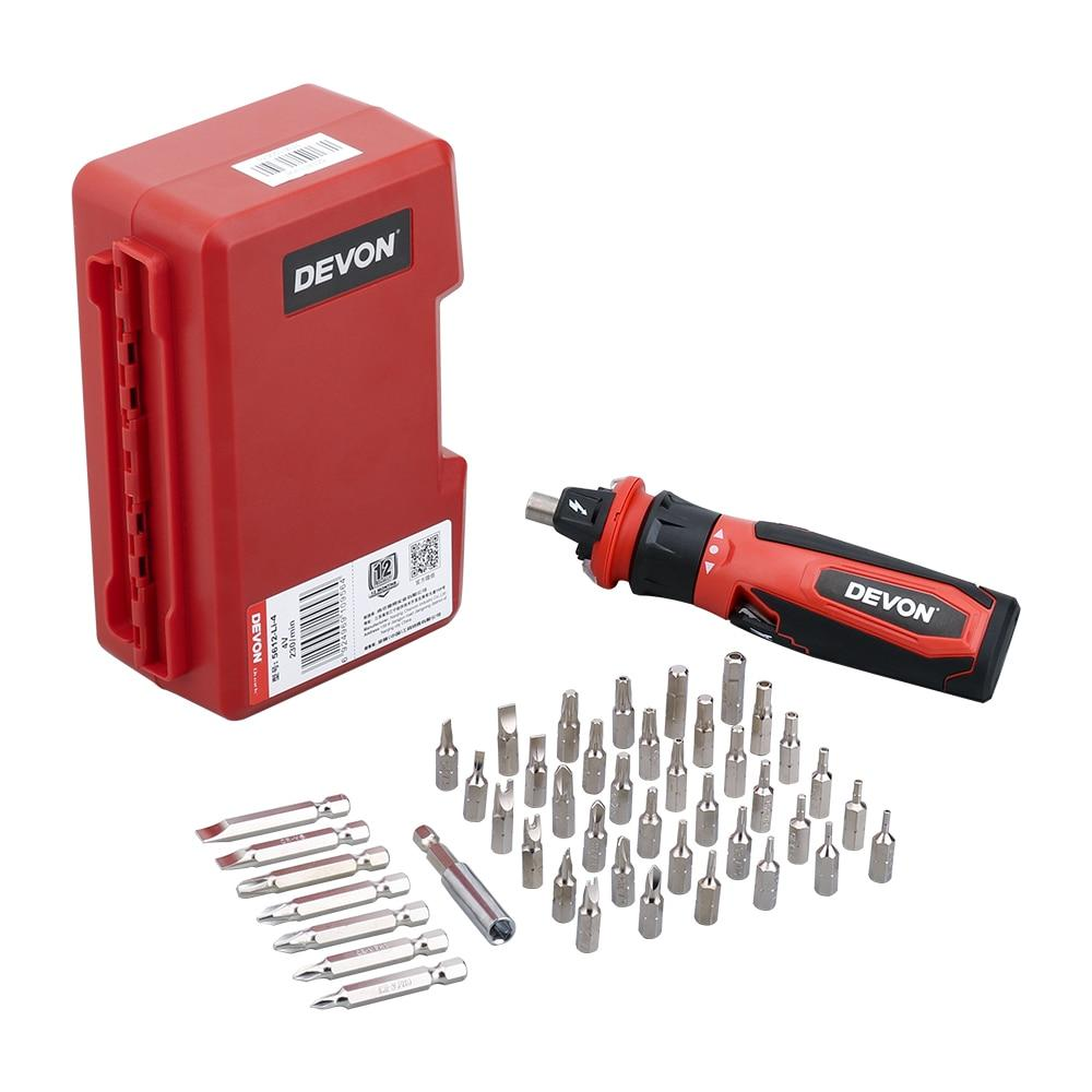 DrivePro - Multifunctional Mini Rechargeable Cordless Screwdriver Power Drill Repair Tool Set - Electric Screwdrivers