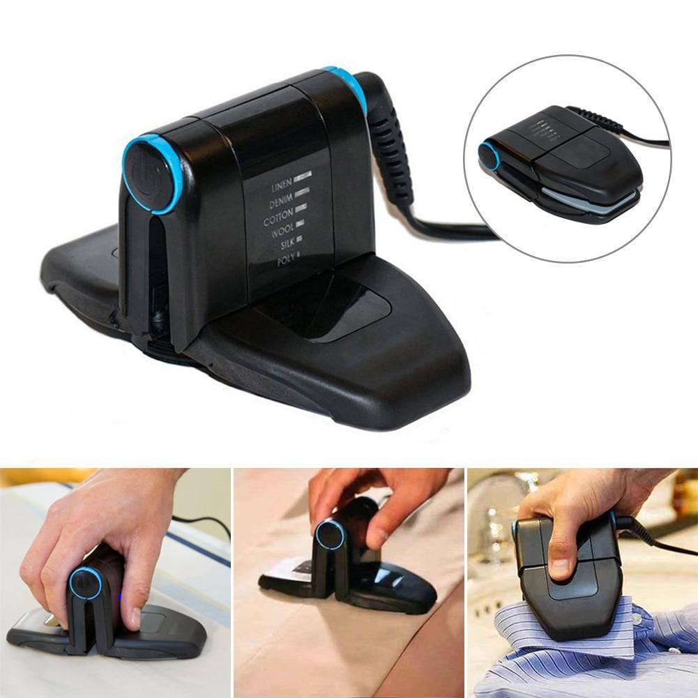 Folding Portable Iron Compact Touch-Up Mini Travel Iron