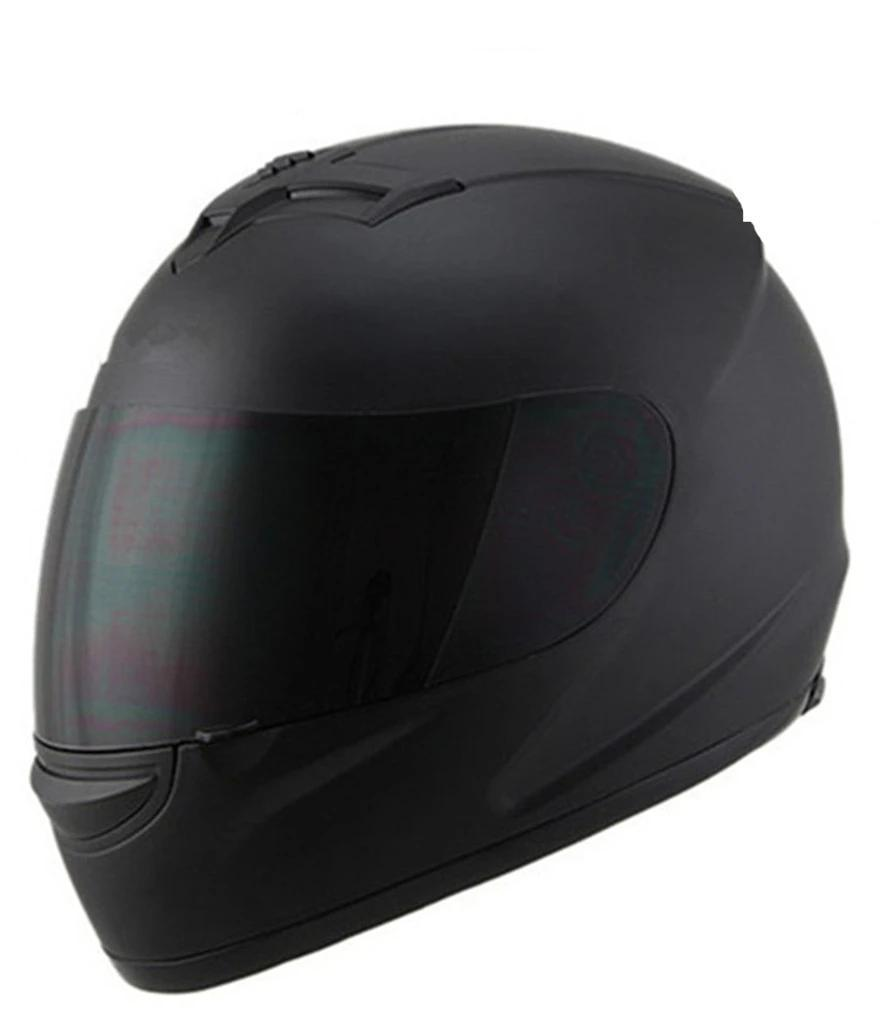 Full Face Motorcycle Helmet with Bluetooth