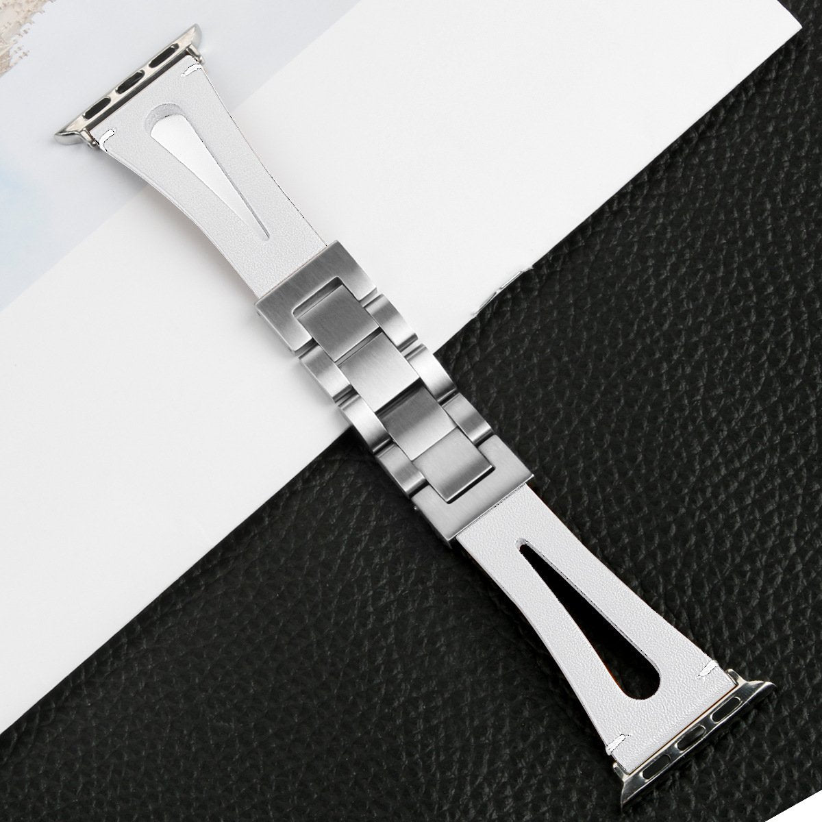 Genuine Calf Leather Apple Watch Bands 38mm/42mm/40m/44mm - iWatch Band Series 4 3 2 1 - Watchbands