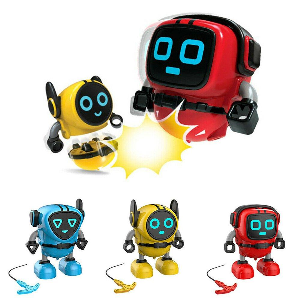 GyroBot - Multi-Action Transforming Spinning Top Gyro Force Robot Toy - Spinning Tops