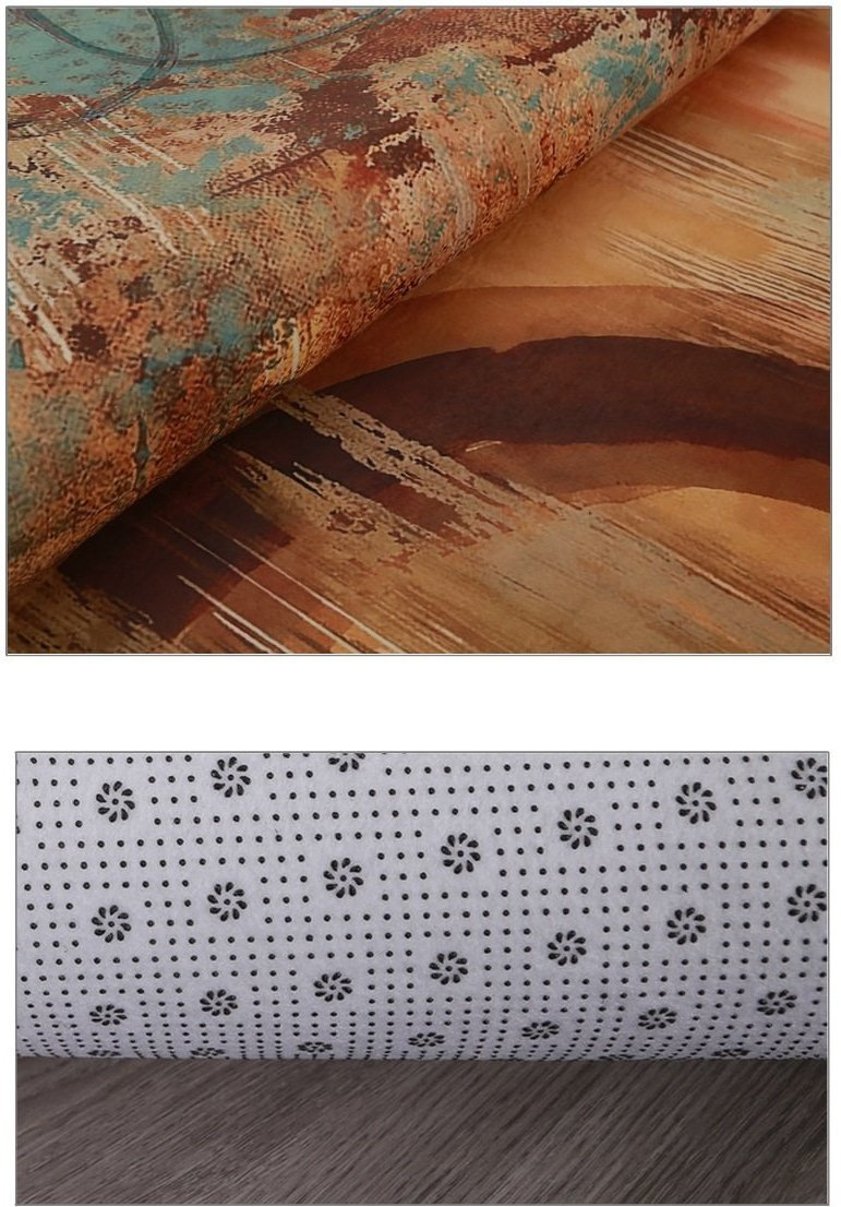 Modern Art Carpets For Living Room - Abstract Area Rugs For Bedroom Home Decor - Rugs