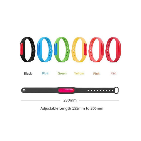 Mosquito Repellent Bracelet Insect Bug Repellent Silicone Wristband