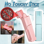 NoTouchy - Self-Sterilizing Door Handle Opener And Elevator Button Presser Hand Stick