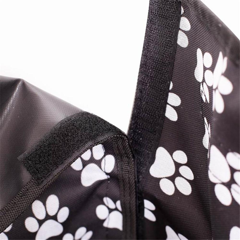 Pet Car Seat Cover - Dog Car Back Seat Cover Waterproof Mat Hammock Cushion Protector