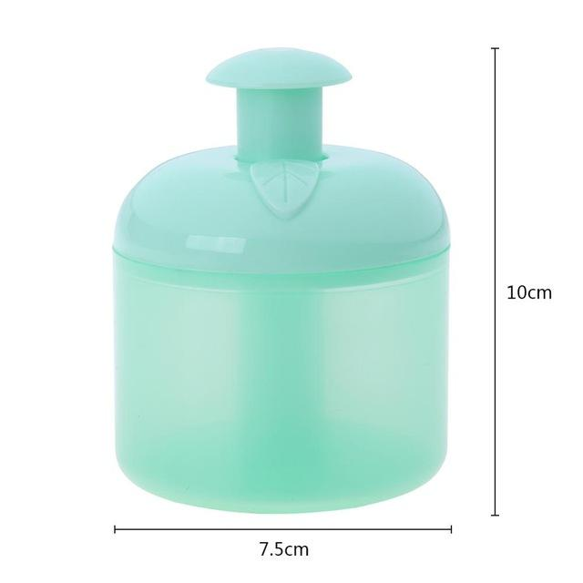 Portable Face Cleanser Foam Maker Cup - Face Skin Care Bubble Maker Tool - Green