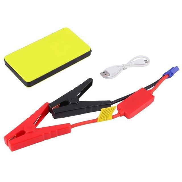 Portable Mini Car Jump Starter Power Bank Car Emergency