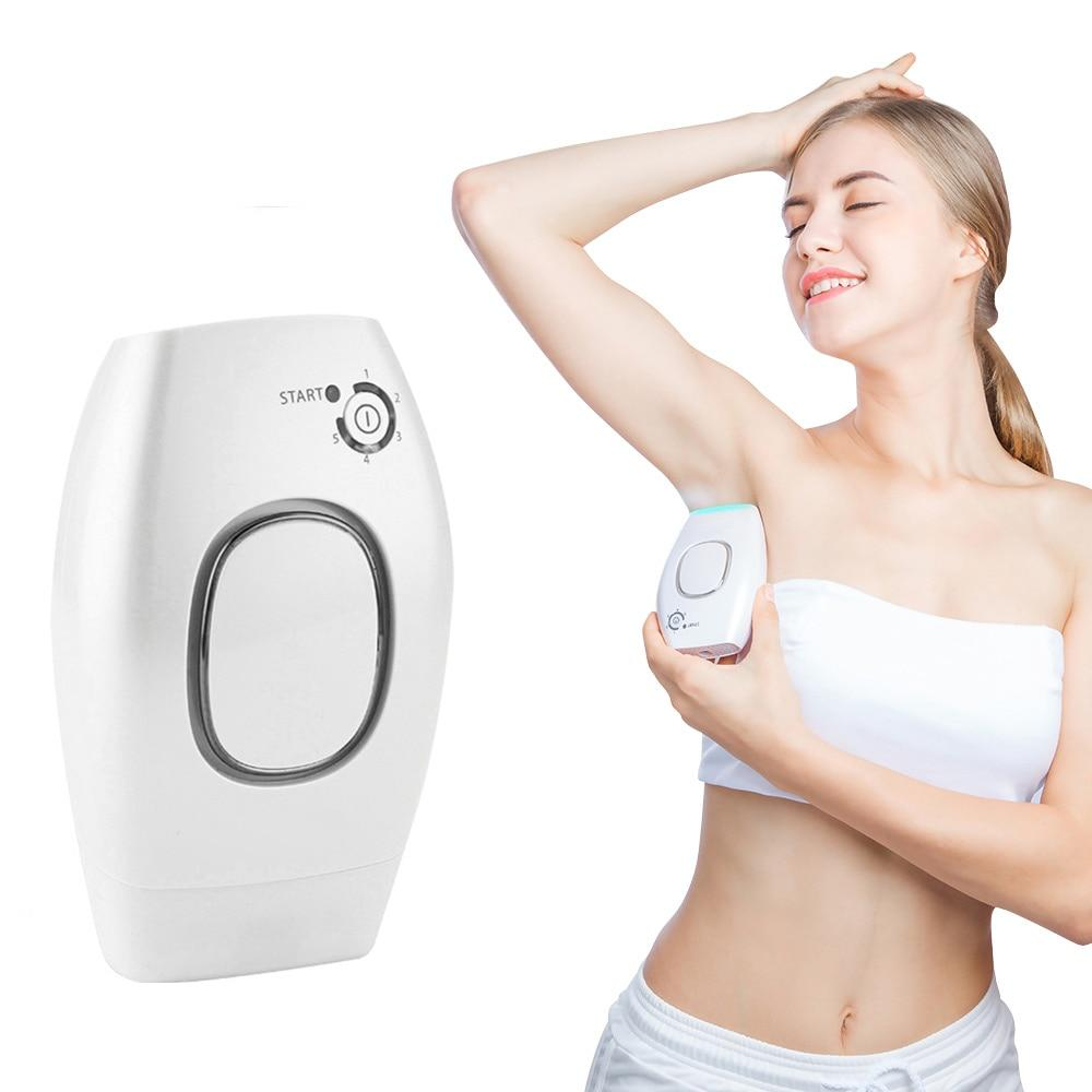Portable Permanent IPL Laser Hair Remover Machine
