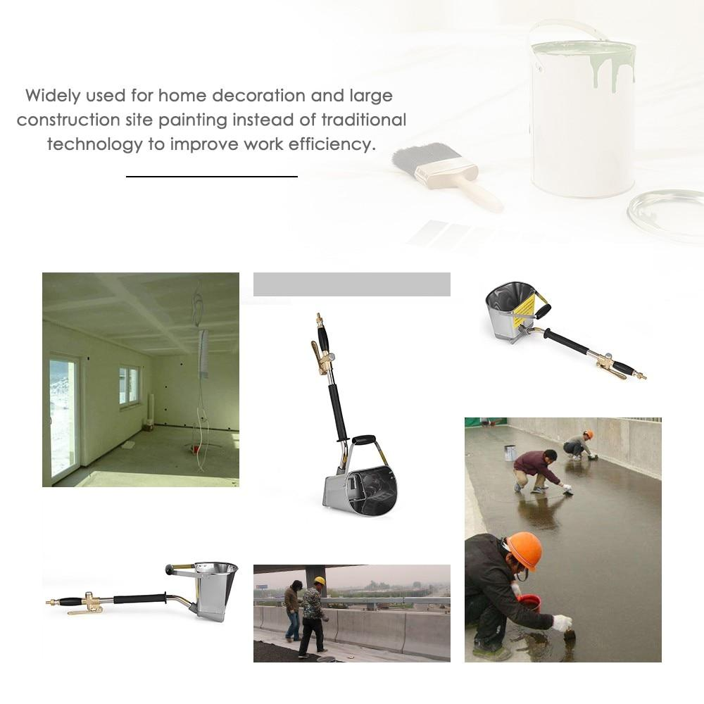 SprayCrete - Mortar Cement Spray Gun - Bucket Wall Plaster Sprayer - Spray Guns