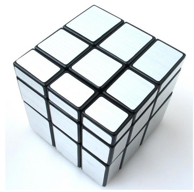 Magic Mirror Cube - Black Silver