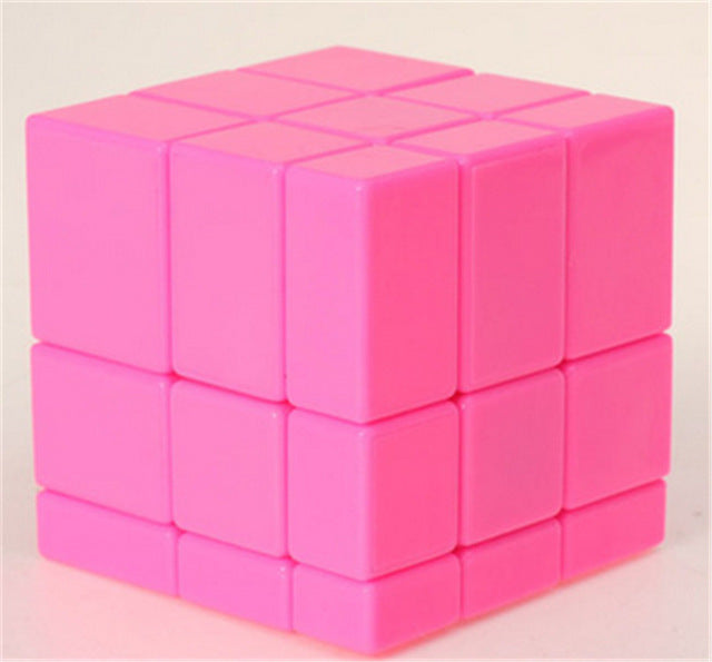 Magic Mirror Cube - Red