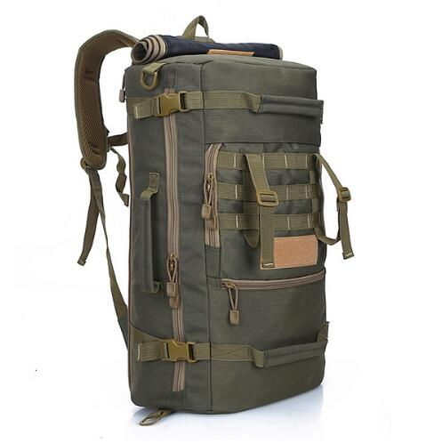 Military Grade Tactical Backpack - Army Green