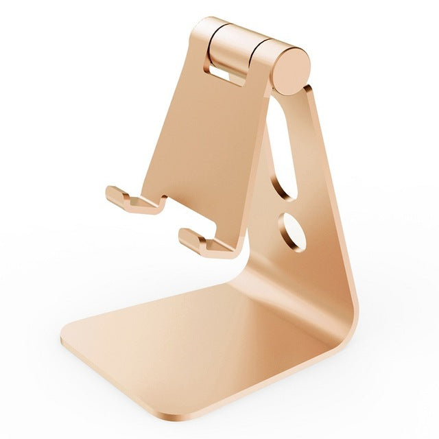 Universal Tablet Stand Multi-Angle - Gold