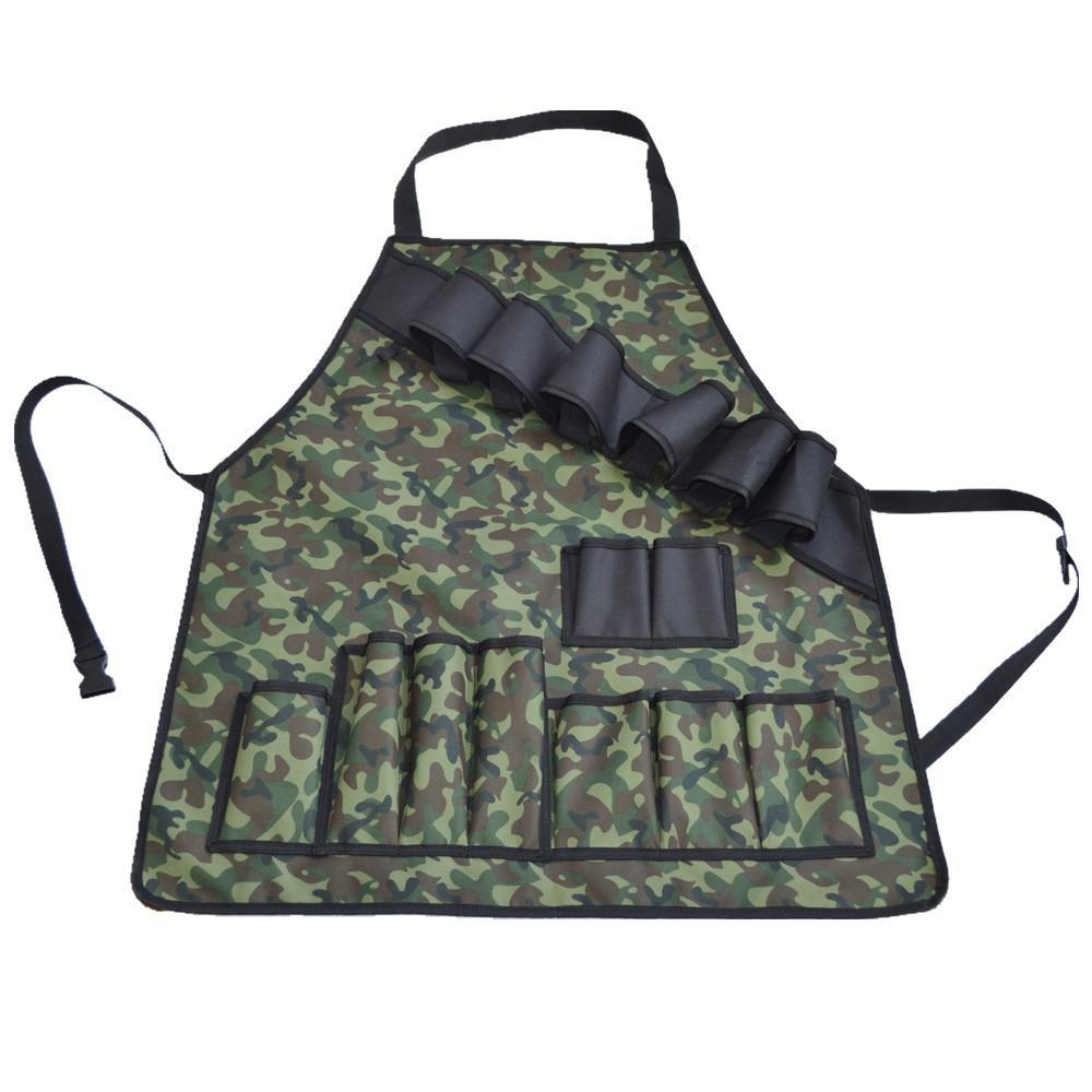 Camouflage Bbq Apron - Style 1