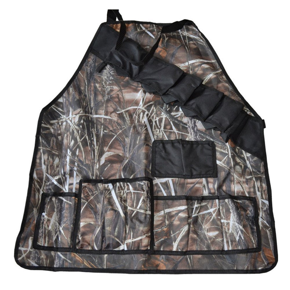 Camouflage Bbq Apron - Style 2