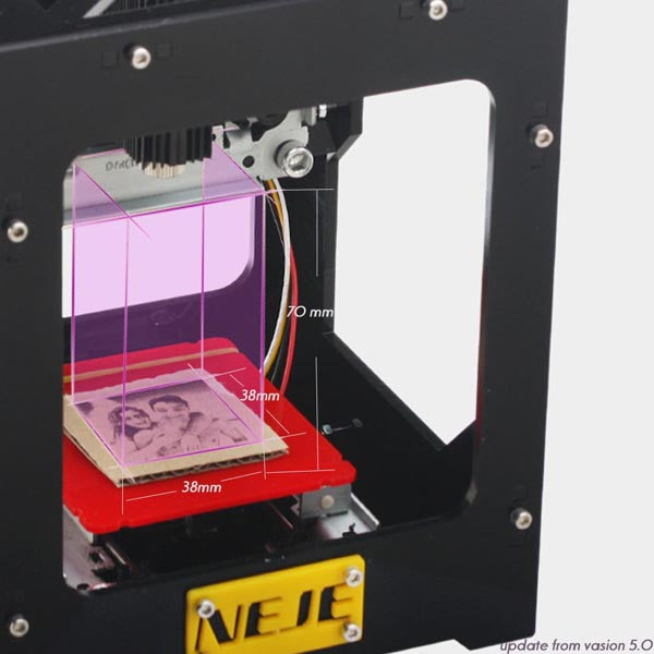 Intelligent Diy Laser Engraving Machine