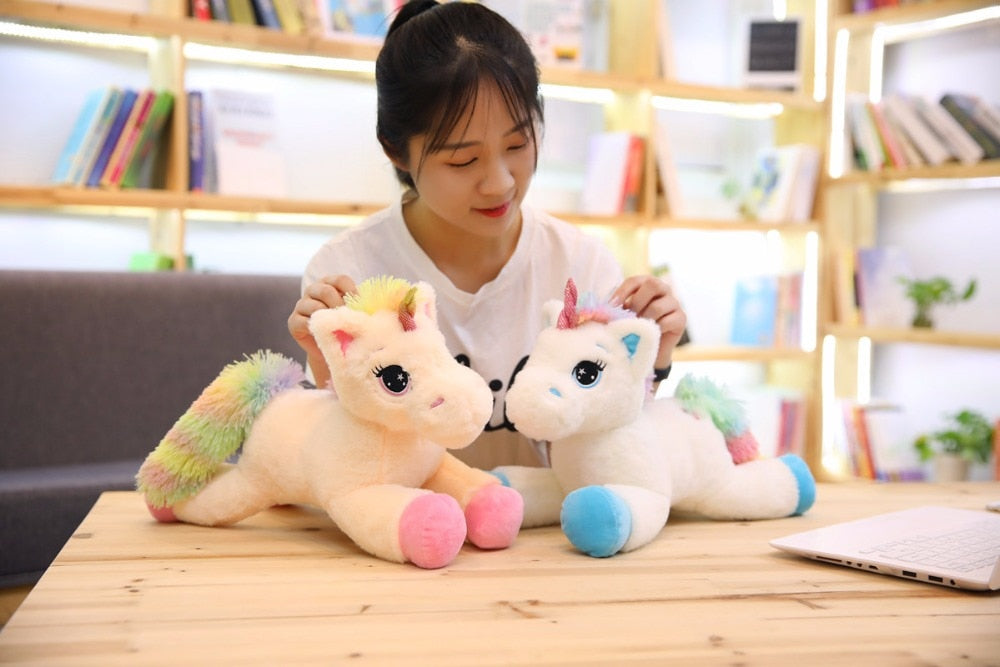 Cute Unicorn Plush Stuffed Toys/pillow