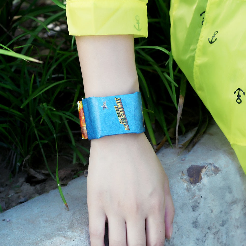 Creative Led Waterproof Paper Watch 2.0