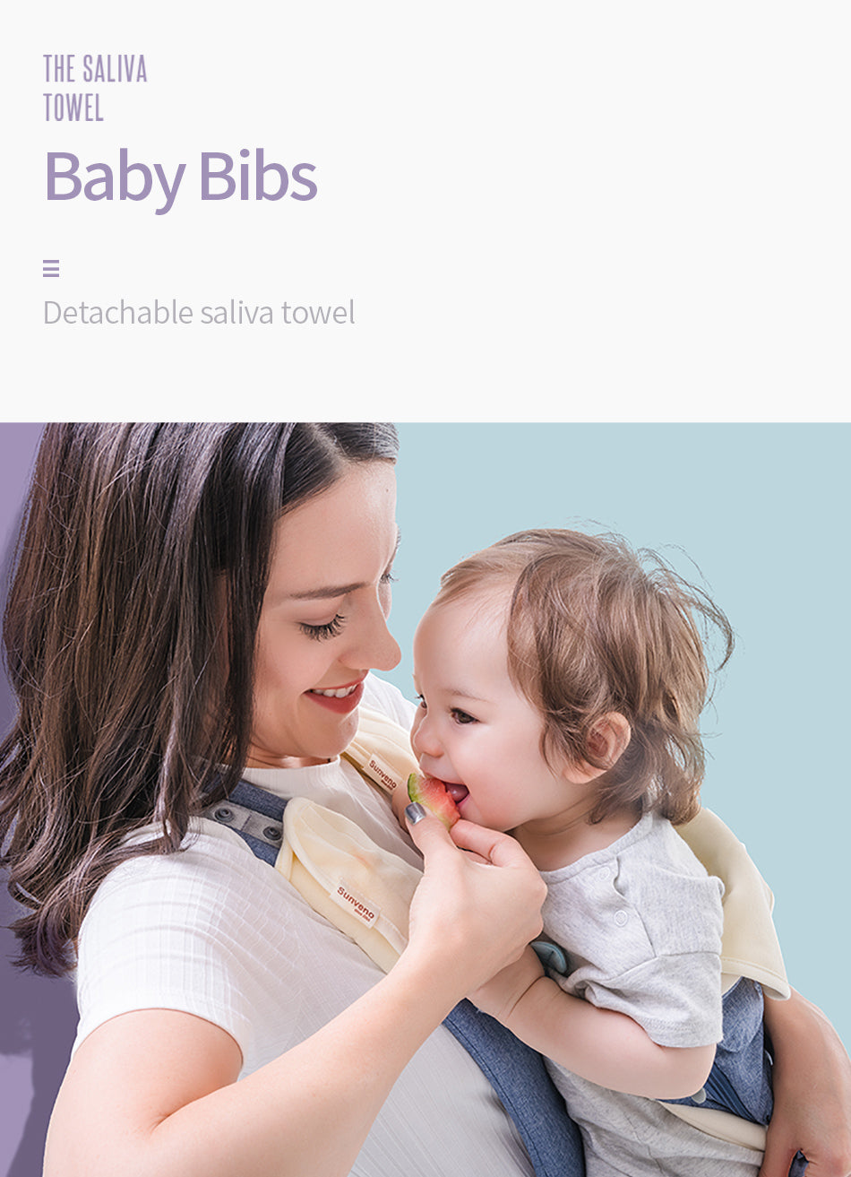 Front Facing Baby Carrier With Hipseat For Travel