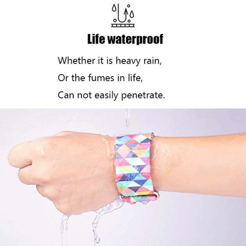 Creative Led Waterproof Paper Watch