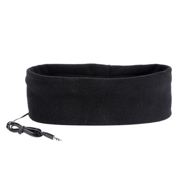 SleepBand - Comfortable Noise Cancelling Sleeping Headphones Headband - Black - Headphone/Headset