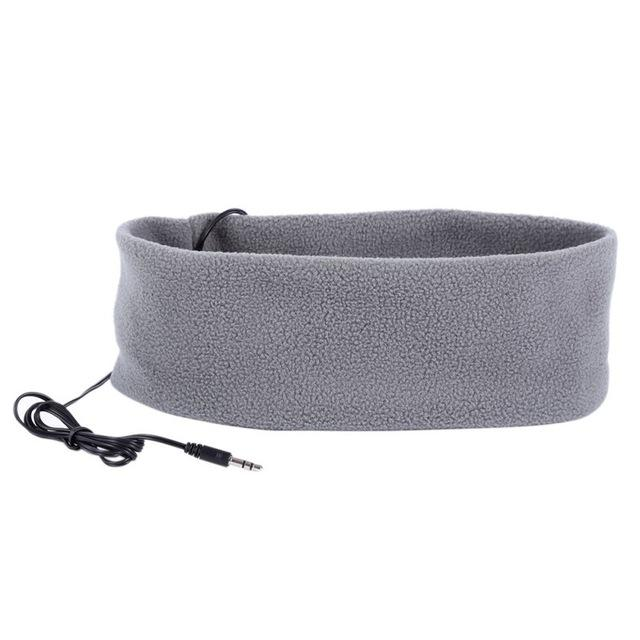 SleepBand - Comfortable Noise Cancelling Sleeping Headphones Headband - Light Gray - Headphone/Headset